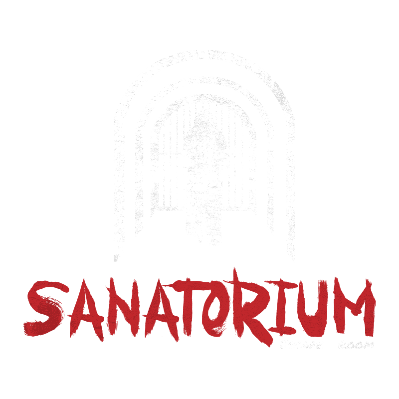 Logo Sanatorium Escape Room Alicante