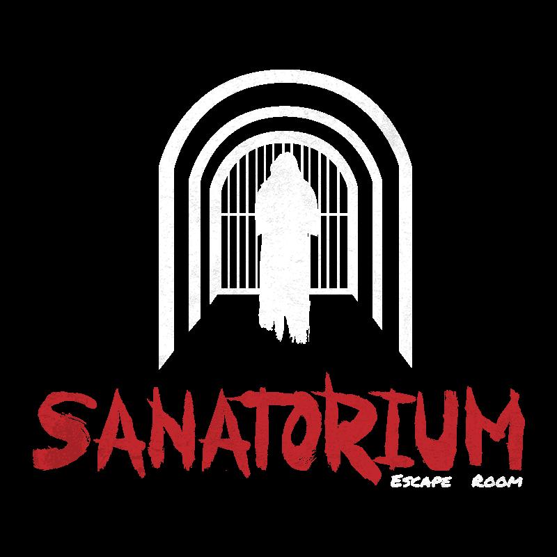 Logo Sanatorium Escape Room Alicante
