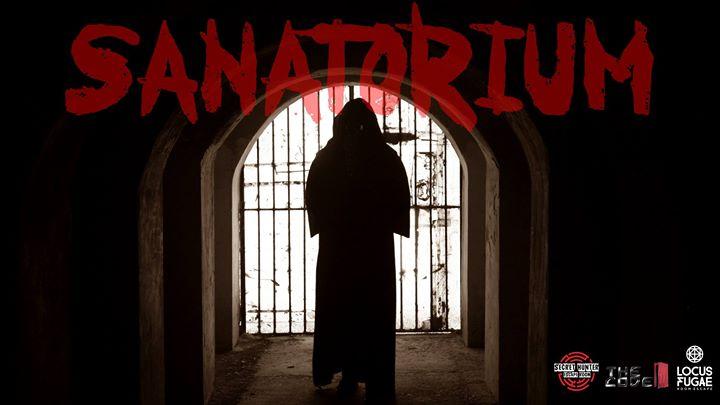 Evento Sanatorium Escape Room Alicante
